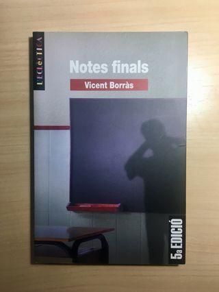 Notes finals