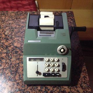 Calculadora Olivetti vintage
