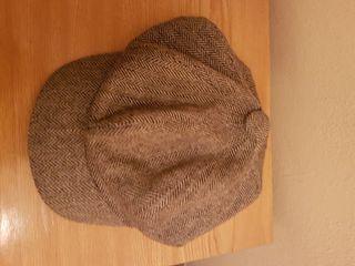 Visera gorra