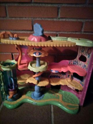 La casa de Little Pet Shop