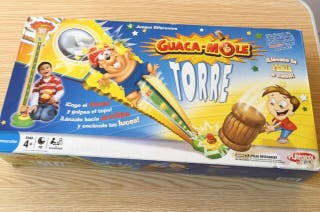 Juego Playskool Torre Guacamole IDEAL REGALO.