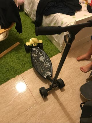 Patin scooter OXELO