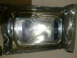 disco duro wd 1tb blue nuevo sin abrir