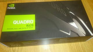nvidia quadro k620 sin abrir Tarjeta gráfica