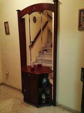 muebles la barrosa chiclana mueble recibidor de segunda mano por 60 en chiclana de