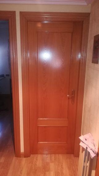 puertas madera de roble original perfecto estado