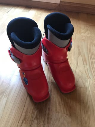 Botas de esqui niño