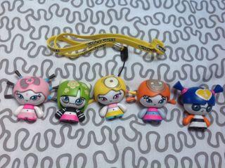 Muñecas japonesas Chic-i- Girls