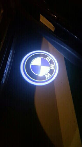luz cortesía led BMW
