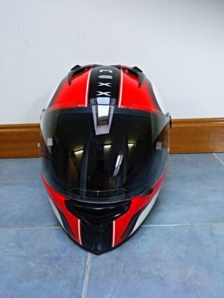 casco moto NEXX CARBONO