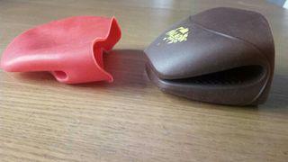 Guantes agarraderas silicona