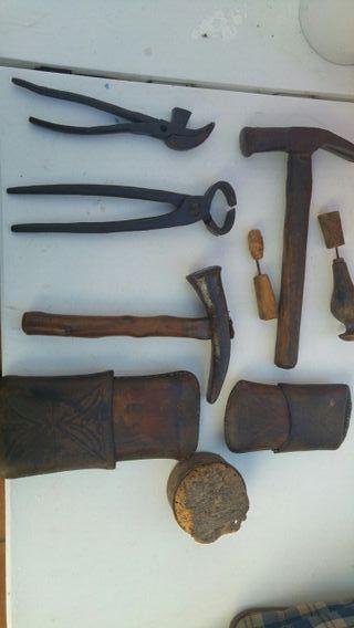 herramientas, antiguedades