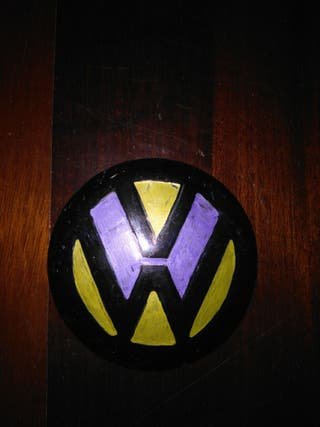 insignia volkswagen oficial personalizada
