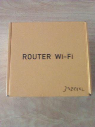 Rooter wifi Jazztel