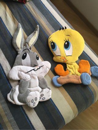 OFERTA. Piolin y Bugs Bunny decoracion