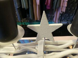 Candelabro estrella