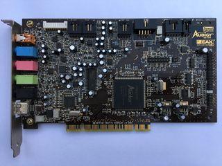 Sound Blaster Audigy EAX Advanced HD
