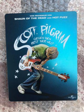 Scott Pilgrim - Blu-ray Steelbook