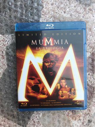 La Momia, Trilogia en Blu-ray