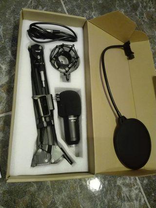 Micrófono studio