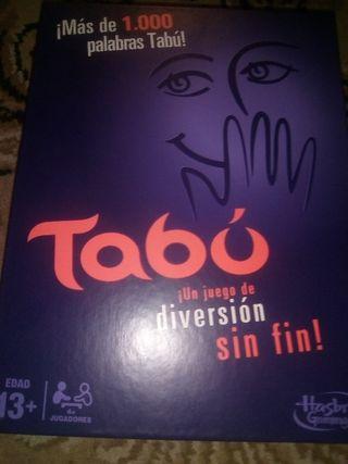 juego tabu