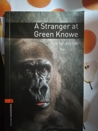 "Libro en Inglés de ""A Stranger at Green Knowe"""