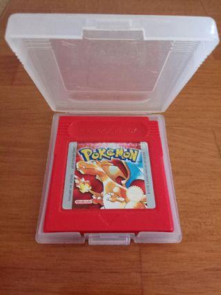 Pokemon Rojo Game Boy