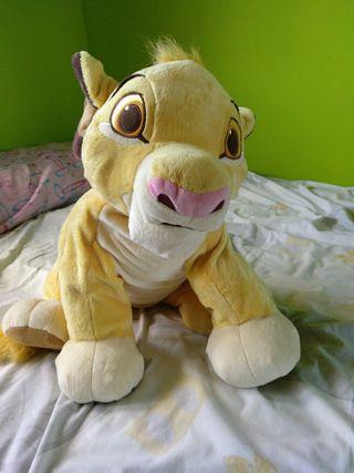 peluche Disney Simba