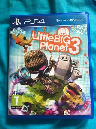 Little big planet juego ps4