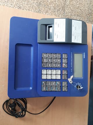 maquina registradora casio