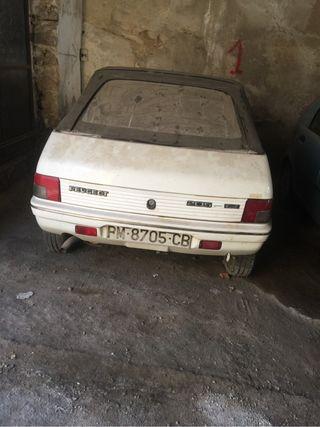Vendo un coche Peugeot 205 Bn estado ifo 689909245