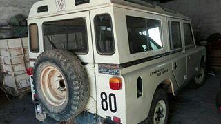 Land Rover 109 Super