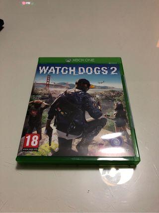 Watch dogs 2 para xbox one