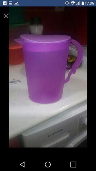 jarra tupperware