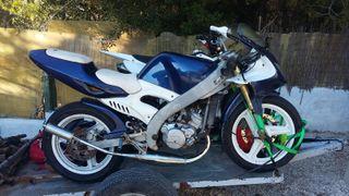 cambio por pit bike imr