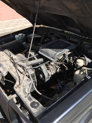 mitsubishi montero 4x4 intercooler turbo 1.5