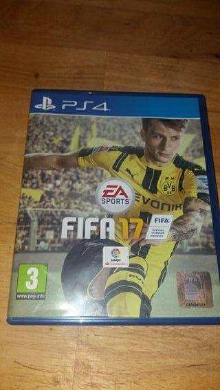 Fifa 17 PS4 Videojuego