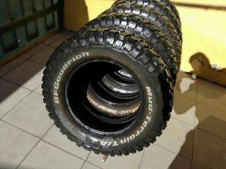 ruedas de todoterreno