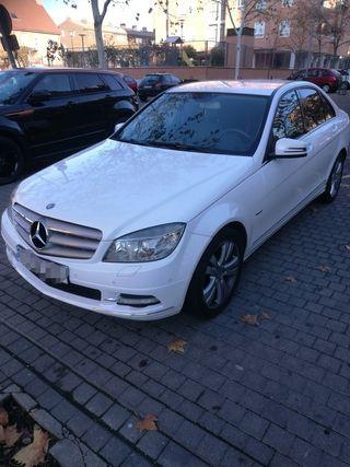 Mercedes-benz Clase C 220 CDI 2011