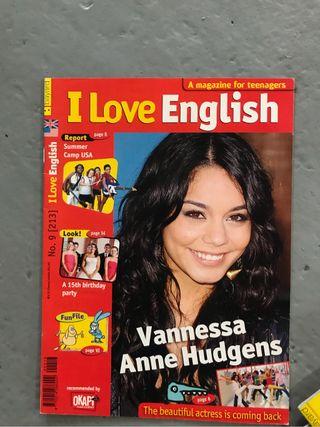 Revistas y libros para aprender inglés