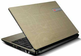 PB Packard bell NAV80 ordenador portatil netbook