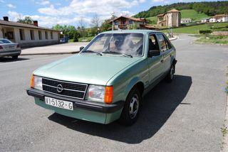 Opel Kadett 1.3S Luxus, 18.000 km reales