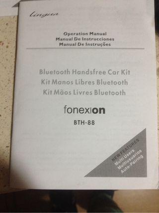 Kit Manos libres Bluetooth