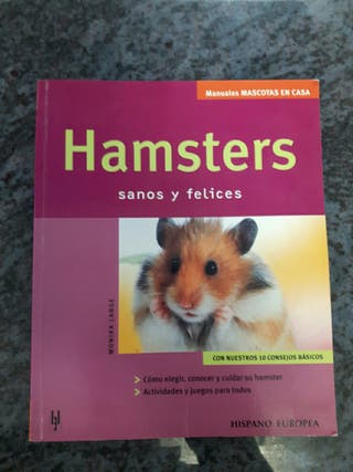 Hamsters Libro