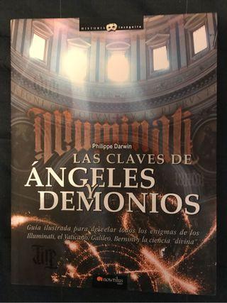 Claves de angeles y demonios Dan Brown NUEVO