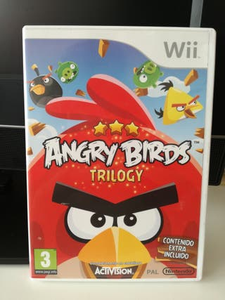 Angry Birds wii