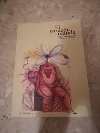 """Libro """"El corazón manda"""""""