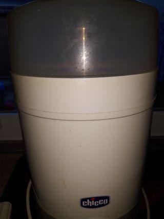 esterilizador biberones electrico