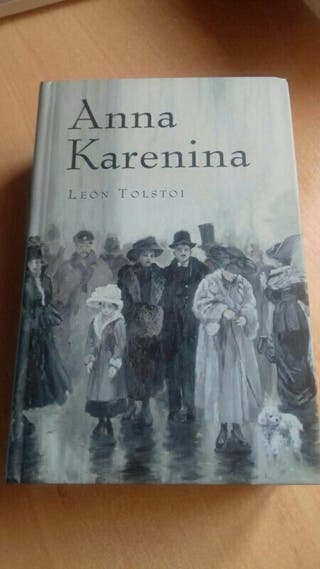 Libro Anna Karenina