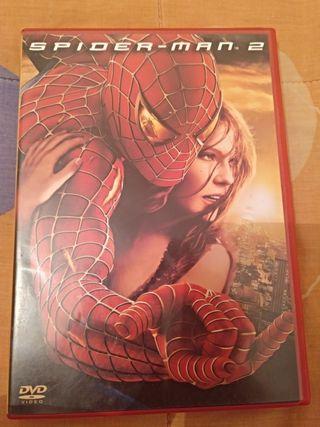 Dvd Spiderman 2 (2 discos)